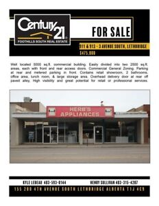 Commercial Real Estate Investment Opportunity