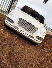 Bentley SUV,Parental Remote Control, Self Drive