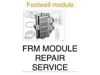 BMW & Mini FRM 3 FRM 2 Footwell Module E70 E84 E87 E92 E90 E91 E93 REPAIR Service