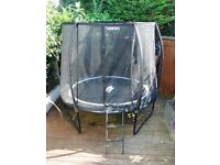 Telstar 8ft Outdoor Trampoline for sale.