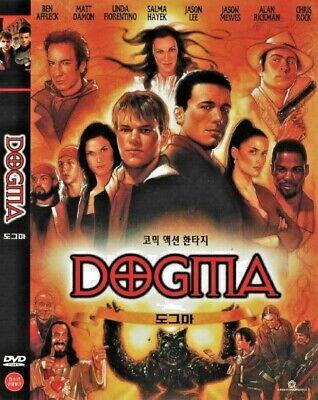 Dogma (1999) Matt Damon, Ben Affleck, Linda Fiorent [DVD] FAST SHIPPING