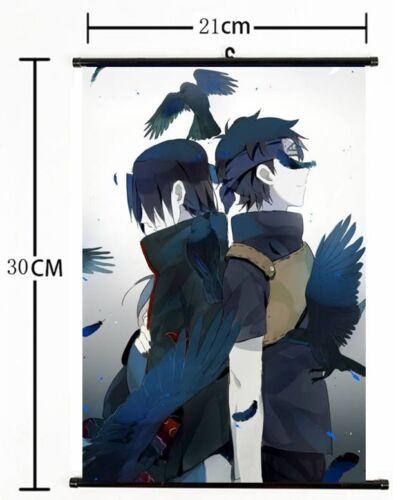 Japan Anime Naruto home decor Wall Scroll Poster cosplay 868