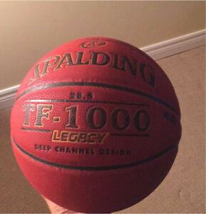 Spalding TF-1000 indoor basketball 28.5