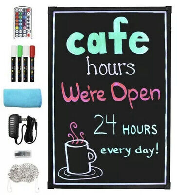 Everbilt Led Message Board With All Attachments Restaurant Sign Menu Specials