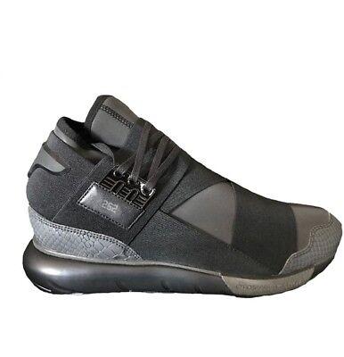 53a2129f8 Adidas Y-3 Qasa High Limited 300 sz. 9.5 100% AUTHENTIC