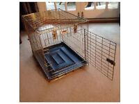 Rosewood Dog/ Puppy/ Cat/ Kitten Crate Carrier