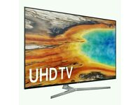 "SAMSUNG 49"" UHD SMART 4K WIFI HDR HD FREEVIEW NEW IN BOX."