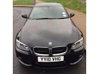 BMW E92 M sport 320i ** LCI FACELIFT MODEL ** (LOW MILEAGE 41K) COUPE 3 SERIES