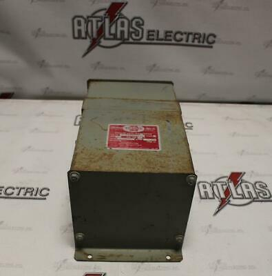 15 Kva Tierney Dry Type Transformer 208-240 Volt 1 Phase