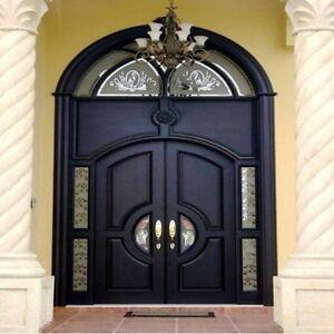 DOORS WHOLESALER & INSTALLER  /  INSTALLATION / HUGE SALE 60%