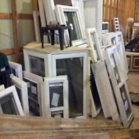 HUGE CLEARANCE EVENT  Windows and Doors for Sale
