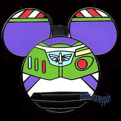 Disney Pin Mickey Mouse *Icon* Mystery Series - Buzz Lightyear!