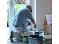 Local Painter & Decorator £60 per room