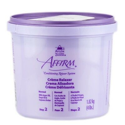 Avlon Affirm Creme Relaxer Normal 4 Lbs