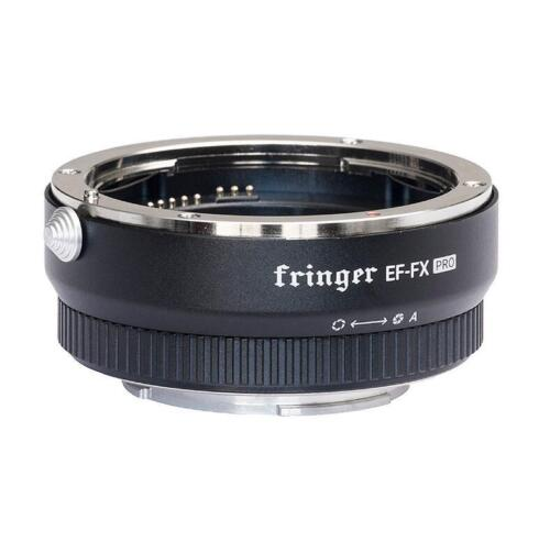 Fringer EF-FX PRO AF Adapter Canon EOS EF Lens To Fujifilm X-E3 T20 PRO2 Camera