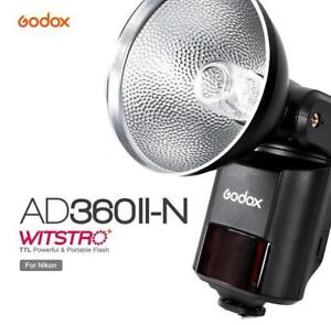 Godox AD360II C/N  Speedlite with PB960 Power Pack (Free shipping )