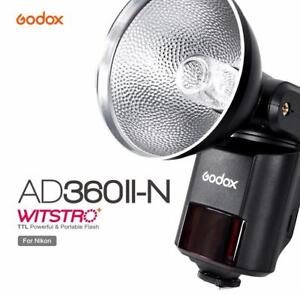Godox AD360II-C/N WITSRO TTL Powerful & Portable Flash Kit with PB960