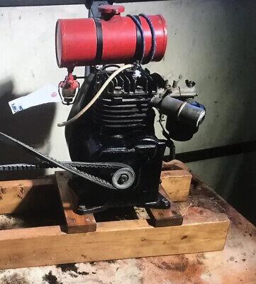 Antique Clinton Engine