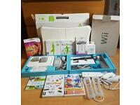 Wii plus games and accessories