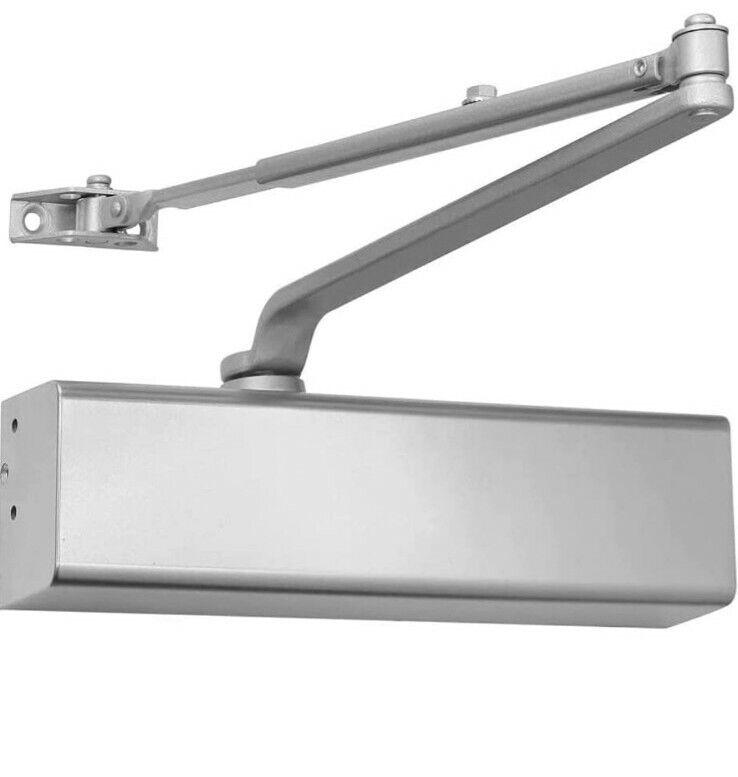 Heavy Duty Grade 1 Cast Aluminum Commercial Door Closer LH816