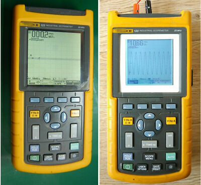 New Compatible Fluke 123124125 43b Lcd Display