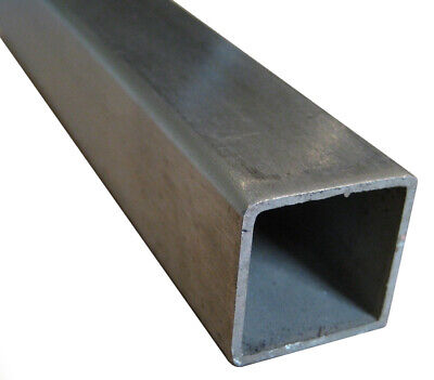 Lot Of 5 1 X 1 X 10 X 0.049 Wall 18 Gauge 304 Stainless Steel Square Tube