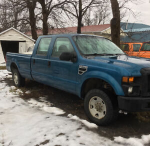 Ford f250 4x4 2008