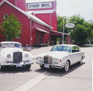 Vintage limo for sale