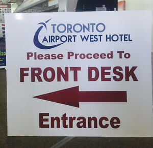 Signs and Printing Service