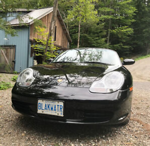 2004 Porsche Boxster 50,000 km, never winter driven