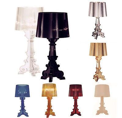 Acrylic Modern Table Lamp - Ghost Shadow Acrylic Table Lamp Bedroom Dia 37cm/14.56