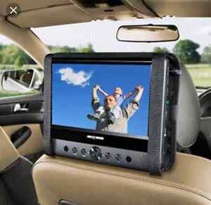 IN SEARCH OF vehicle DVD player