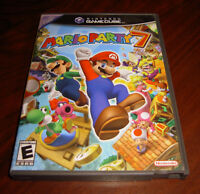 Mario Party 7 (Nintendo Gamecube) Complet