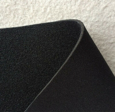 Tiny Loops (Tiny loops neoprene fabric one side velvet adhesive self-sticking velcrability )