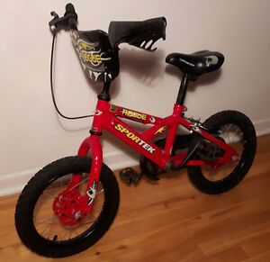 SportTek Bike 4-6 years old /ans velo LACHINE