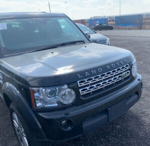 2011 Land Rover LR4 Certified