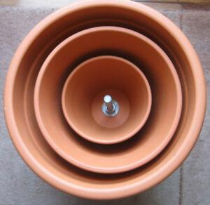 Terracotta Clay Pot Heater