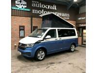 Volkswagen Transporter T6.1 T28 Buisness Pack Campervan Day Van Motorhome
