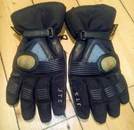 JTS Winter Carbon Fibre Gloves - Size XL (10)