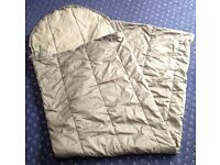 British Army Summer Sleeping Bag - Synthetic Filled