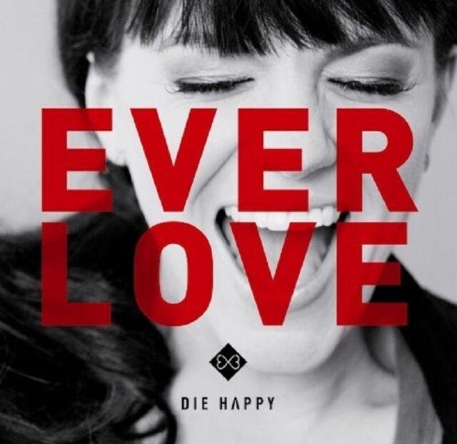DIE HAPPY - EVERLOVE  VINYL LP NEU