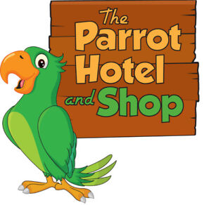 THE PARROT HOTEL - PROFESSIONAL MOBILE BIRD SITTING K/W AREA