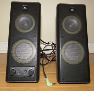 Logitech x140 Speakers 3.5 mm 5W