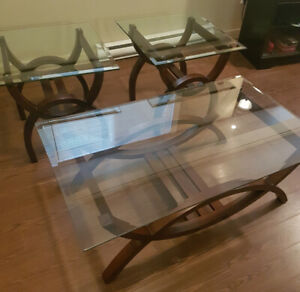 Brooklyn Coffee and End Table Set