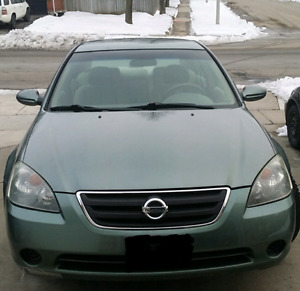 2002 Nissan Altima Very Clean *Needs to Go Asap*