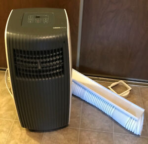 Summer ready! UberHaus 8000 BTU Portable Air Conditioner