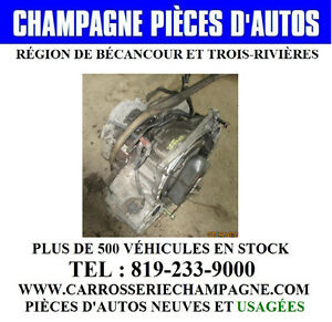 TRANSMISSION AUTOMATIQUE NISSAN VERSA  2007