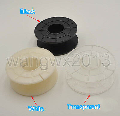 2p Plastic Bobbin Wire Coil Frame For Amplifier Crossover Inductor 8030mm Black