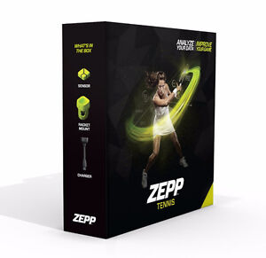 ++ Zepp Labs Tennis Swing Analyzer baseball golf trainer **