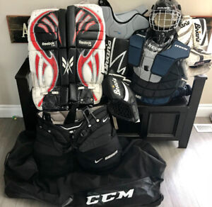 28 Goalie Pads | Kijiji in Alberta  - Buy, Sell & Save with Canada's